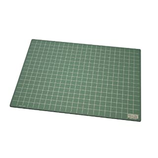 Uchida GM Marvy Opaque Cutting Mat, Jade Green, 18-Inch by 24-Inch