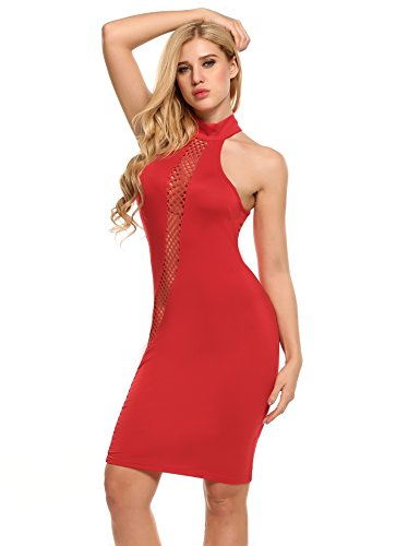 Zeagoo Womens Sleeveless Backless Bodycon product image