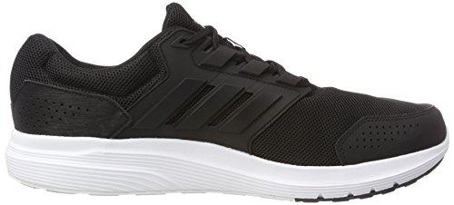 adidas Galaxy 4 M, Chaussures de Running Compétition Homme Noir (Core Black/Core Black/Core Black)