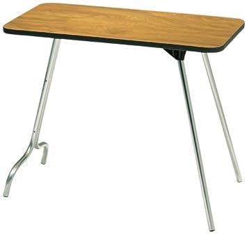 Surco 1632W 16u0026quot; X 32u0026quot; Walnut All Purpose Table