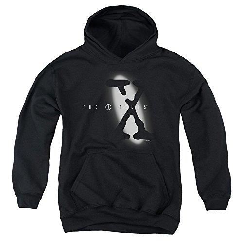 x-files-spotlight-logo-big-boys-pullover-hoodie-black-xl