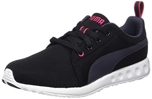 black Chaussures 10 Puma Carson Noir Runner Schwarz Course Femme Wn's De periscope AFz1w