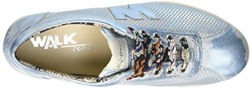 Melluso R20110 - deportivas bajas Mujer Blu (Italia)