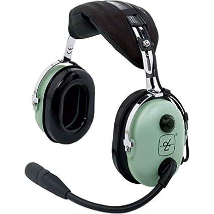 David Clark H10-13.4 Aviation Headset: Amazon.in: Electronics on