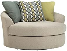 cuddle couch: curved loveseat cuddle couch