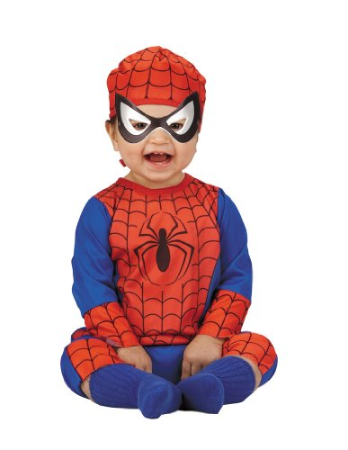 Baby Spiderman Costume - Infant