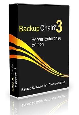 Server Backup Software for Windows Server 2016 / 2012 / R2: BackupChain Server Enterprise 2Y by FastNeuron