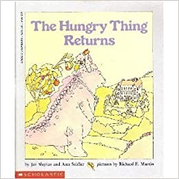 The Hungry Thing Returns by Jan Slepian (1993-02-01)