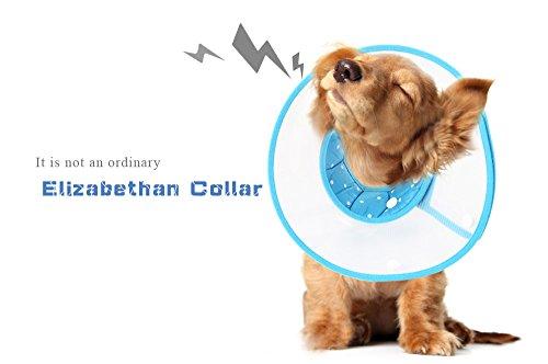 NiceWavePet Recovery Cone Soft Edge Elizabethan Collar