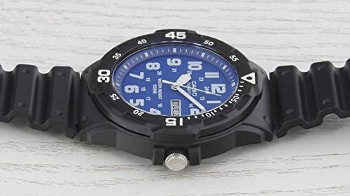 Casio Montres bracelet MRW 200H 2B2VEF: : Montres  5n9wF