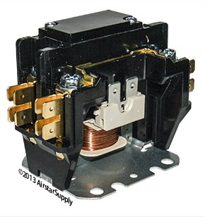 ICP • 30 Amp 1 Pole 24v Coil Fasco Replacement Contactor H130A
