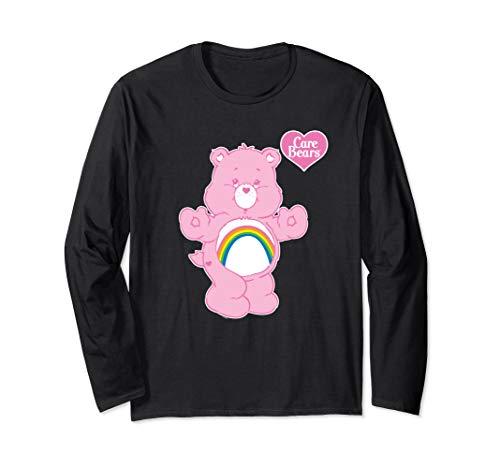 Care Bears Cheer Bear Long Sleeve - Long T-shirt Bear Sleeve
