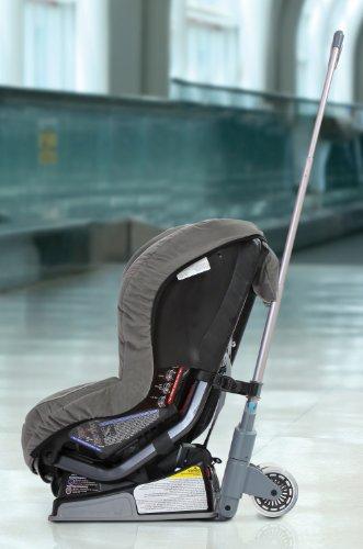 Brica Roll 'n Go Car Seat Transporter by Munchkin (Image #11)