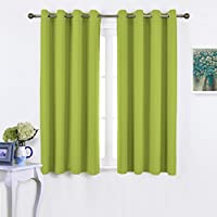 NICETOWN Bedroom Curtains Blackout Draperies - Home...