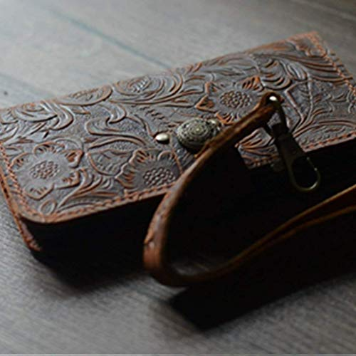 handmade Genuine Leather case for iphone XS MAX/XS / XR/iphone 7/8 / 7 plus /8 plus leather wallet for iphone case