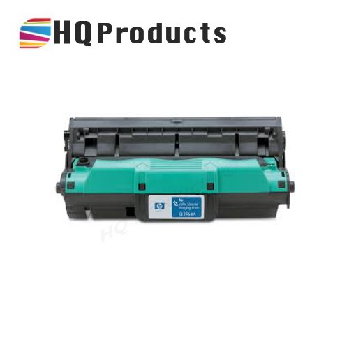 HQ Products © Compatible Replacement for HP Q3964A Drum unit Toner Cartridge for use in HP Color Laserjet 2550, 2550L, 2550LN, 2550N, 2800, 2820, 2840 Series Printers. Remanufactured in California, USA