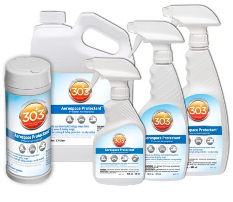 Trailer Camper Cleaners Aerospace Protectant