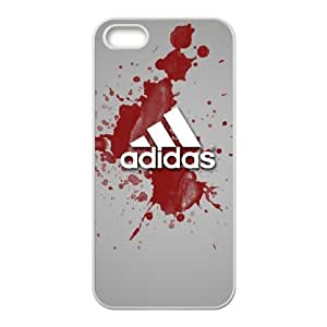 adidas 7 iPhone 4 4s Cell Phone Case White PSOC6002625661226