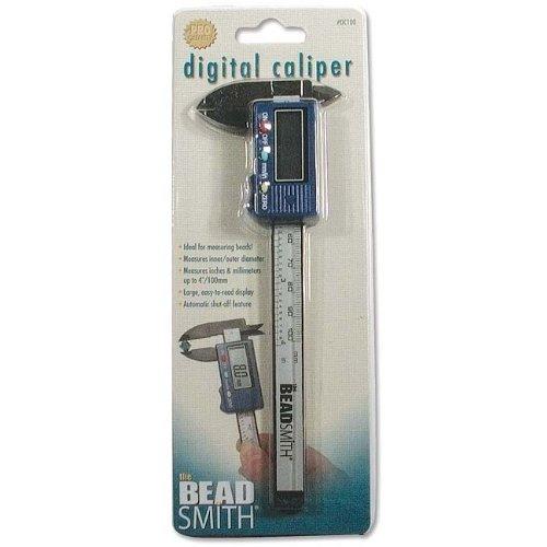 Beadsmith XTL-9030 Measures and Metric Digital Caliper