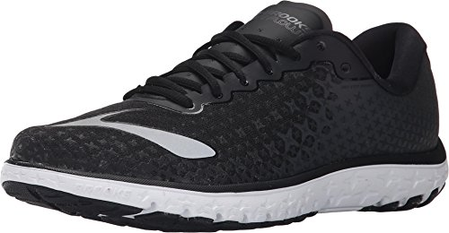 Brooks Men's PureFlow 5 Black/Anthracite/White Sneaker 7 D