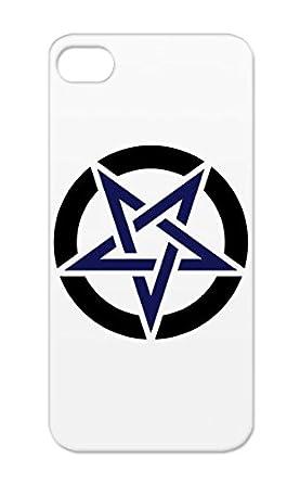 Pentagram V002 Star 666 Stern Teufel Satan Symbols Shapes