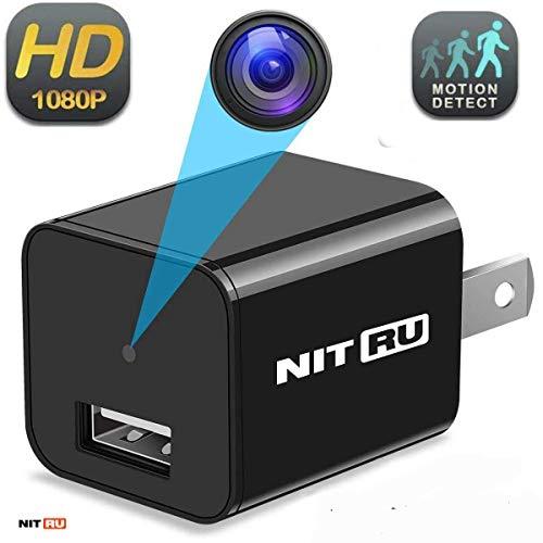 Hidden Camera – Spy Camera – Motion Detection – USB Hidden Camera – Surveillance Camera – Mini Spy Camera -USB Camera – Spy Camera Charger – Hidden Camera Charger – Security Camera – Nanny Cam