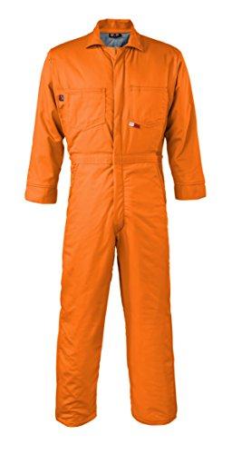 orange coveralls insulated - 5