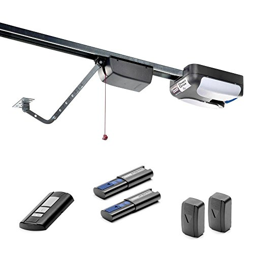 3. Sommer Direct Drive 3/4 HP Garage Door Opener