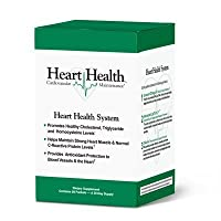 Heart Health System - Single Box (Advanced Lipitrim Ultra, Essential Omega III Fish Oil, TriactiveTM) 30-day Supply by Heart Health