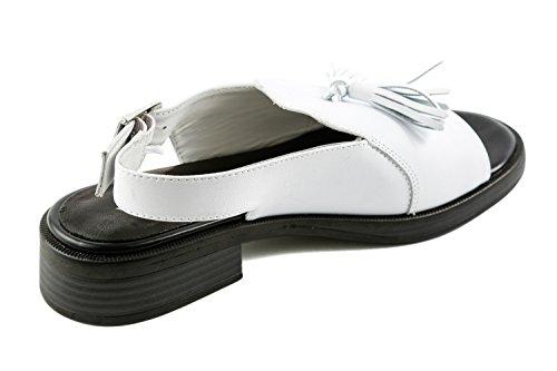Blanc pour 418 301 Lacets Weiß 4334 Vagabond 4334 de à Femme Ville VB 301 Chaussures fqnxwP5