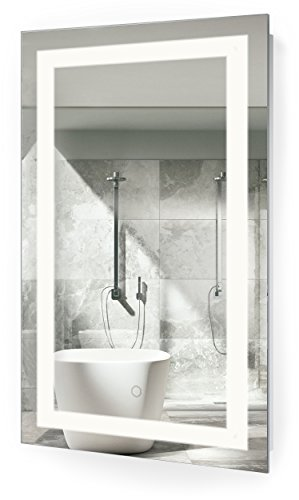 led-bathroom-mirror-18-inch-x-30-inch-lighted-vanity-mirror-includes-dimmer-and-defogger-wall-mount-