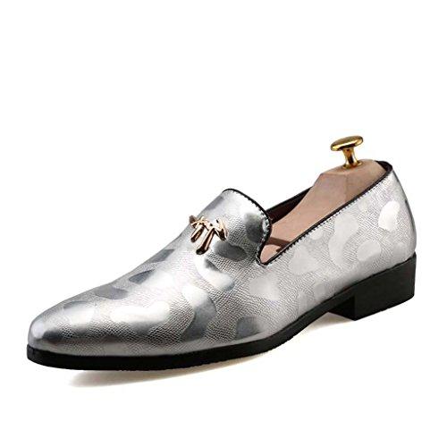 ZXCV Zapatos al aire libre Zapatos de los hombres al aire libre zapatos perezosos un pedal set pies zapatos La Plata