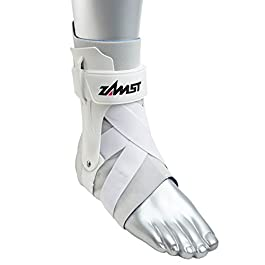 Zamst A2-DX Strong Ankle Brace Active Ankle Stabilizer Brace with ThreeWay Support, Ankle Sprain Support for Men and…