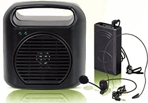 Hisonic HS110R Rechargeable & Portable Wireless PA System, Like Smaller HS120B