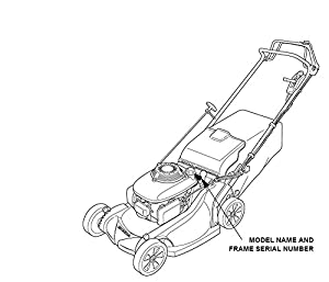 GENUINE OEM Honda Harmony II HRR216 (HRR2169VKA) (HRR2169VLA) (HRR2169VYA) Walk-Behind Lawn Mower Engines DRIVE V-BELT from HONDA