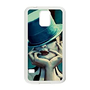 American Horror Story Customized Cover Case with Hard Shell Protection for SamSung Galaxy S5 I9600 Case lxa#914123