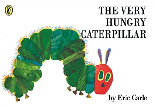 Picturebooks: The Very Hungry Caterpillar