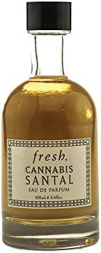 Fresh Eau De Parfum EDP - Cannabis Santal 3.4oz (100ml)