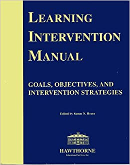 what is a learning intervention