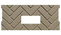 Lennox Whitfield Quest Plus Fire-Tek Herringbone Firebrick (PP1206)