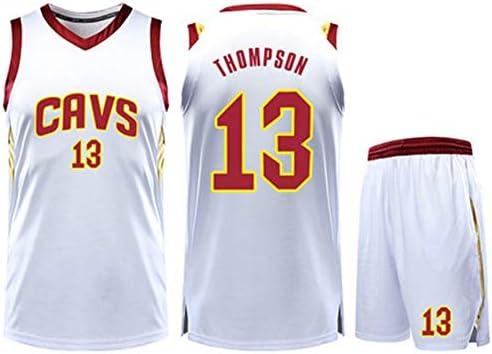 HS-QIAN1 13# Conjunto De Camiseta De Baloncesto De La NBA Tristan ...
