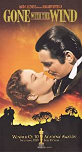 Gone With the Wind [VHS]