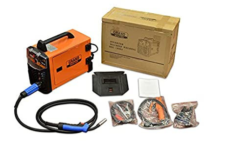 Soldadora Inverter 160A MIG MAG Maquina de Soldar: Amazon.es: Bricolaje y herramientas