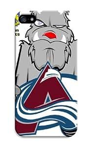 Colorado Avalanche Hockey Custom Case Cover Iphone 4s