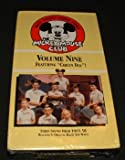 The Mickey Mouse Club, Vol 9 Featuring