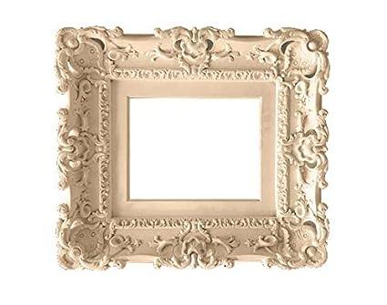 Amazon.com - 8x10 Shabby Chic Frame, Baroque Frame, Wedding Picture ...