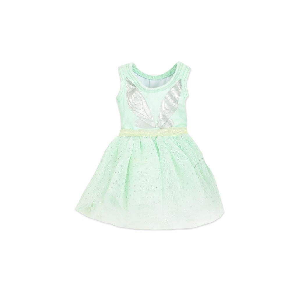 Disney Tinker Bell Leotard and Tutu Set for Kids and Doll Animators Collection