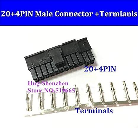 18 poliges Stecker Set Pin Gehäuse Stecker weiblich