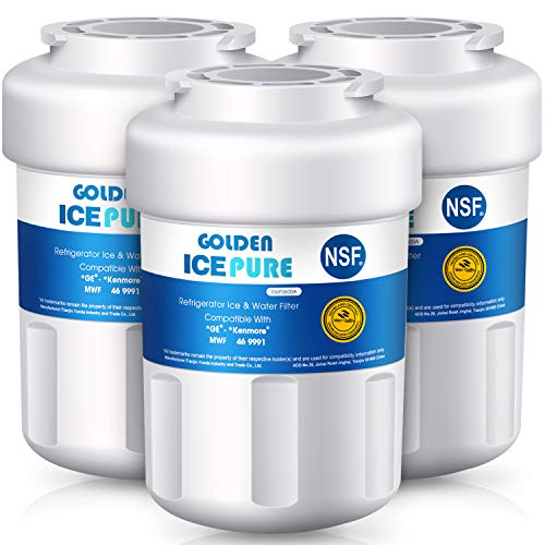 GOLDEN ICEPURE Refrigerator Water Filter