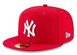 New Era Mens New York Yankees MLB Authen...